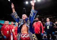 3G歸來,戈洛夫金以TKO戰勝不敗拳王羅爾斯
