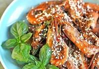 三杯北極蝦:北極蝦的臺味下酒菜