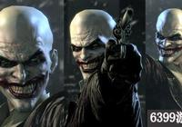 蝙蝠俠:阿卡姆起源 小丑MOD 蛋疼的小丑