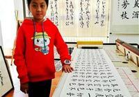 田蘊章的歐楷水平,9歲小女孩輕鬆做到,田楷是不是被過度神化?
