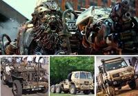 世界軍用越野車系列4:(番外篇)從變形金剛·探長談載具越野車型