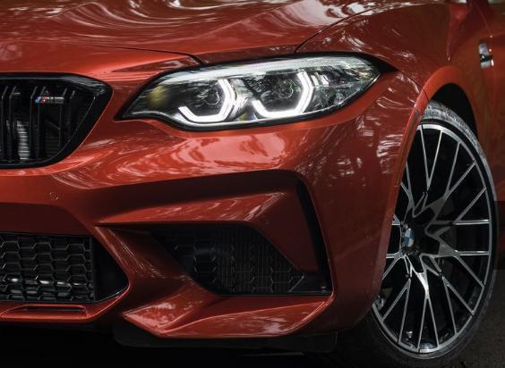 2019年十大最佳汽車之BMW M2