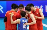 排球——世界男排聯賽葡萄牙站:中國不敵葡萄牙