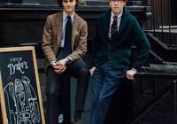 「花領帶」,屬於男人的冬日浪漫