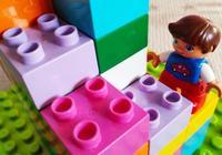 幼兒樂高積木圖紙2——通天塔