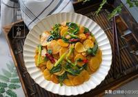 這種像土豆片的食材,蘇北人特愛吃,素炒更美味,每次上桌不夠吃