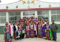 甘肅省民族歌舞團到肅南調研裕固族舞蹈