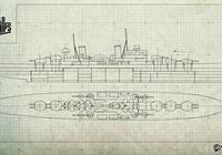 戰艦科普:英國皇家海軍最後圖紙巡洋艦,米諾陶射速快得令人髮指