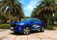 源自長城哈弗的全新轎跑SUV——哈弗F7x全面評測
