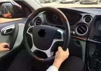 最容易出事故的3種方向盤握法!不少車主都中招,請儘快改正!