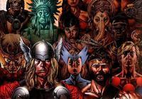 漫威所有電影中,出現過的4大超天父級角色,你知道都是誰嗎?