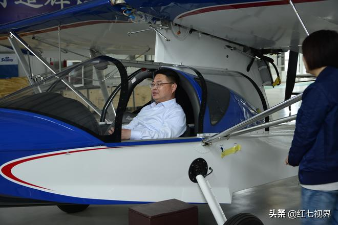 厲害了我的菏澤,現在不僅有飛機場了,還有造飛機的廠子!