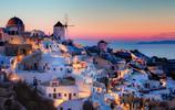 風景圖集:聖托裡尼風景美圖