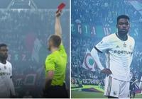歐洲足壇再現神操作:裁判將球員從更衣室叫回 再紅牌罰下一次!