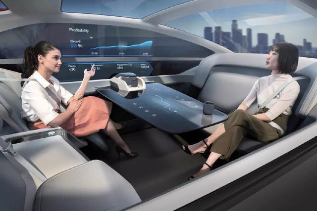 沃爾沃逆天自動駕駛汽車,讓你睡著上高速!
