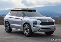 三菱 發佈三菱全新 SUV Engelberg Tourer Concept