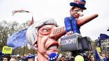 英國人民後悔了 遊行強烈要求舉行第二次脫歐公投