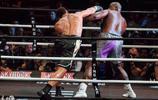 法國巴黎拳擊比賽:這種級別的比賽,鄒市明去了3秒就會被KO!