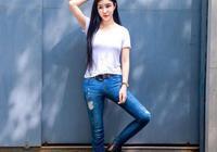 藍色牛仔褲 藍色的青春