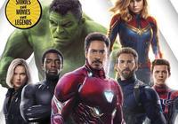 鋼鐵俠驚奇隊長蜘蛛俠同登《時代》封面,漫威最強大片年要來了