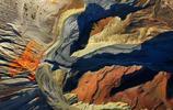 去新疆不可不去的地方——安集海大峽谷,宛如一幅油畫,美極了