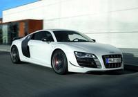 奧迪汽車中最好看的五個車型,你喜歡哪個?