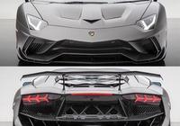 蘭博基尼aventador sx超跑,碳纖維打造,全球限量25輛
