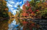 【攝影欣賞】秋色如詩山水如畫創意攝影作品