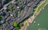 """航拍重慶:號稱""""小香港""""的千年古鎮 有沒有去過?"""
