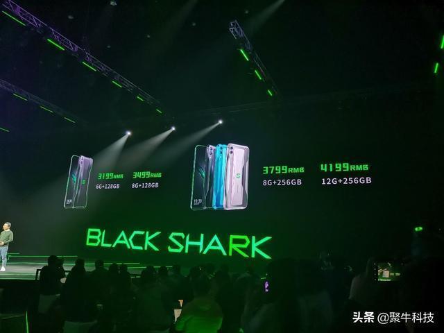 才3199元 香濃四溢! 遊戲手機界的巔峰 黑鯊遊戲手機2王者降臨