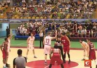 中國•劍門關2019歐美職業籃球對抗賽在劍閣縣激情開賽