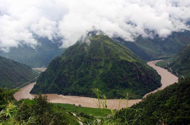 中國第九條長河——怒江