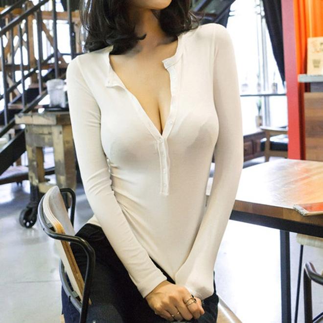"""女人過了30這樣穿,""""凸出""""肉肉的身材,男人見了挪不開眼"""