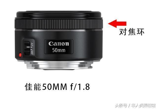 定焦鏡頭和變焦鏡頭的區別