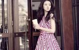 唐嫣林心如趙薇的美貌都比不過她,她這樣的搭配簡直是經典中的經
