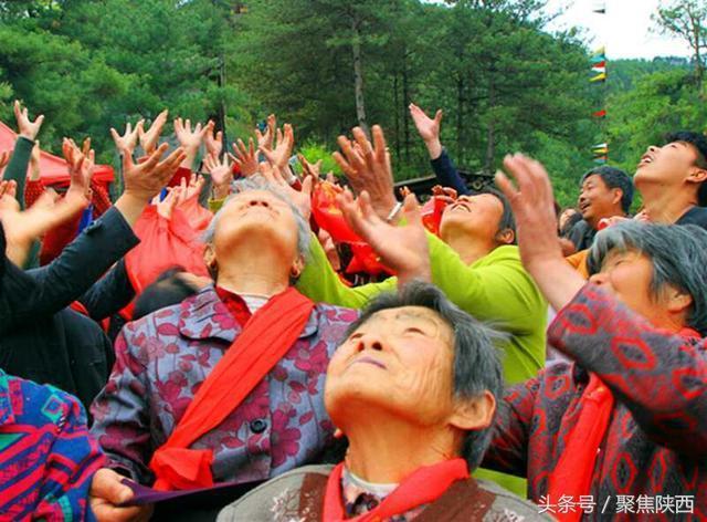 寶雞:傳承千年古鎮文化 精心呈現人文河口