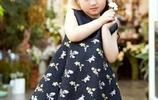 """""""阿拉蕾""""上時尚封面了,小萌娃一直那麼可愛"""