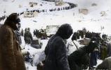 二戰俄羅斯和德國之間的戰鬥,德國佔據優勢,卻輸給了寒冷的冬天