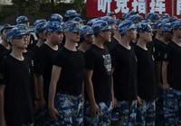王俊凱大學軍訓照流出,只有半張臉的凱凱依舊帥氣