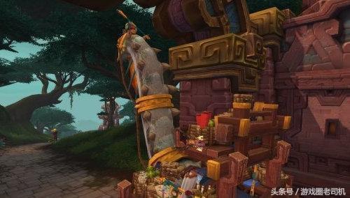盤點魔獸世界8.0中的生物,最有牌面的土豪坐騎你有嗎
