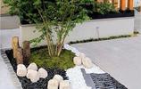 """庭院裡的石頭也可以裝飾的這麼有 """"形"""",讓你的私家花園更有趣"""