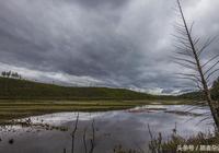 侏羅紀時代記憶——烏雲密佈遊黃石國家公園