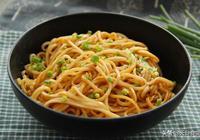 蔥油拌麵,好吃不輸重慶小面,做法簡單一學就會