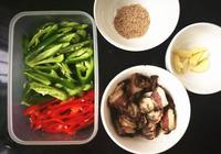 辣椒炒臘肉的做法