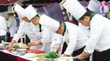 外國廚師來挑戰:看中國廚師切菜兩眼發直,菜端上來直接認輸