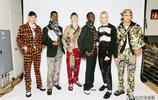 Versace 範思哲重返黃金年代,2019早秋紐約大秀野性吸睛