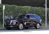 現代全新中大型SUV來了!軸距遠超漢蘭達 3.3L榨出295馬力 配8AT