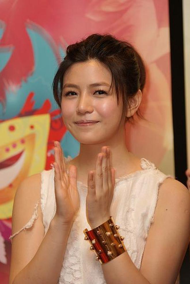 甜美可愛,陳妍希早期出席活動照片