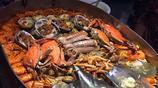 四個朋友沿海城市吃海鮮,一份海鮮450元,你覺得划算嗎?