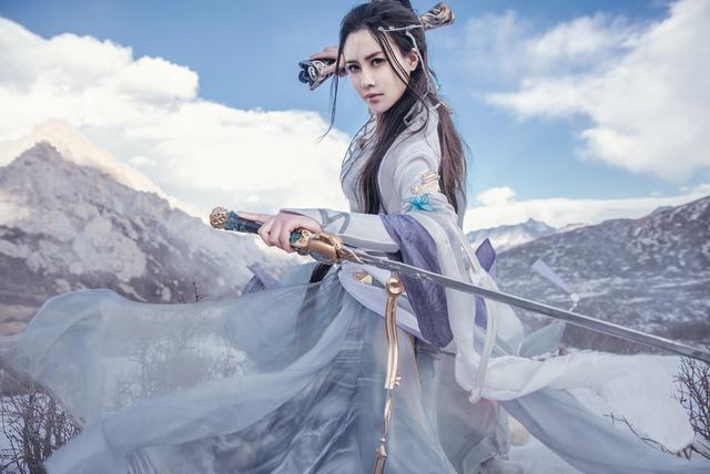 清華高顏值學霸COS劍網三眾多門派角色 所謂真絕色!
